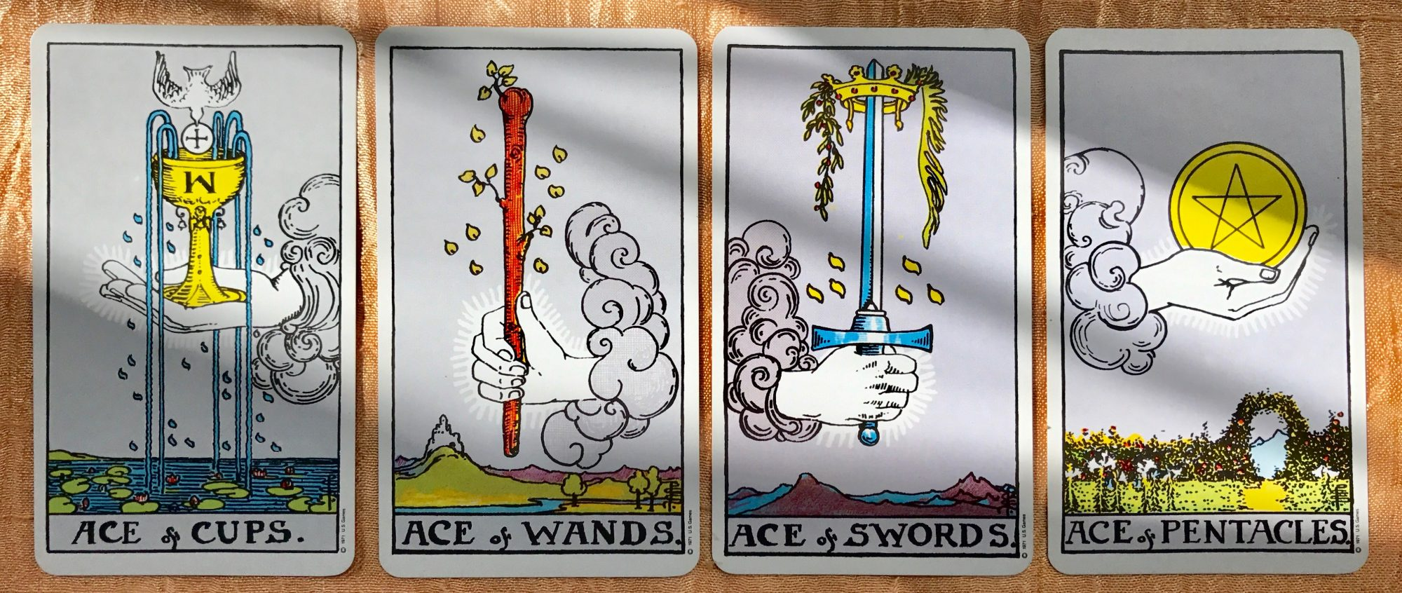 Ace of Tarot